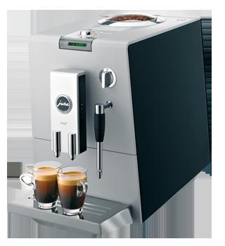 Kávovar jura ena