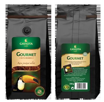 Mletá káva Gourmet