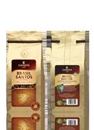 Zrnková káva Brasil Santos